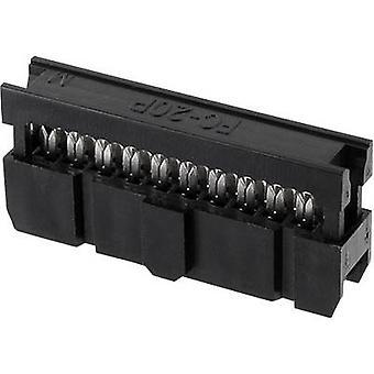 ECON verbinden Pin Stecker Kontakt Abstand: 2,54 mm Anzahl der Pins: 26 Nr. Zeilen: 2 1 PC Tray