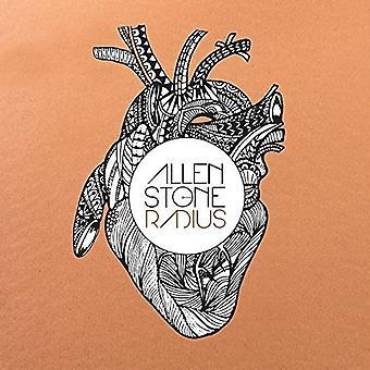 Allen Stone - Radius (Deluxe) [CD] USA import
