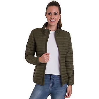 Mirada al aire libre mujeres/damas Morar capa acolchada acolchado chaqueta