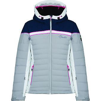 تجرؤ على معطف 2b للماء تمثل المرأة تنفس الحارة التزلج