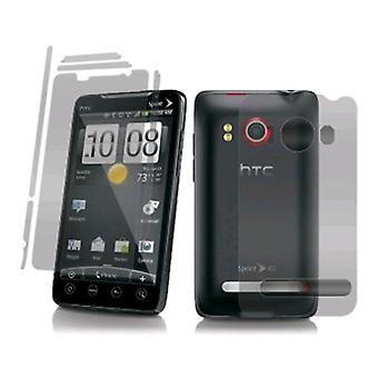 Gadget Guard Screen Protector for HTC EVO 4G - Full Body