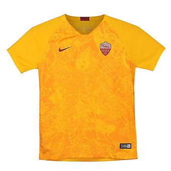 2018-2019 AS Roma третьей Nike футболка (дети)