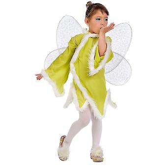 Fairy Tinker Bell fairy costume children costume dress wings Glöckchenfee Elf