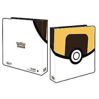 Ultra Pro ́s 6 cm ring binder for Pokémon card Ultra Ball