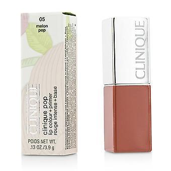 Clinique Clinique labbro Pop colore + Primer - Pop # 05 melone - 3.9g/0.13oz