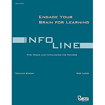 Engage Your Brain for Learning by Bob Lucas - 9781562865276 Book