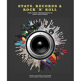 Statistik - poster & Rock 'N' Roll af Daniel Tatarsky - 9781780979304 Bo