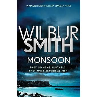 Monsoon - The Courtney Series 10 by Wilbur Smith - 9781785766855 Book