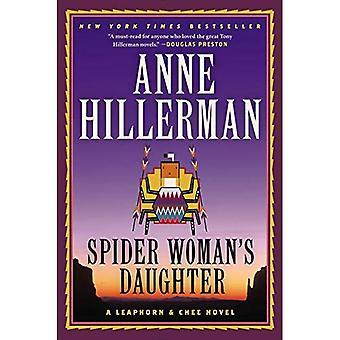 Fille de la femme araignée: un Leaphorn & Chee roman