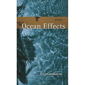 Ozean-Effekte: Gedichte