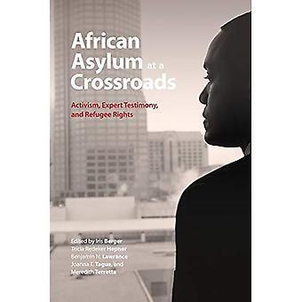 Afrikanische Asylbewerber am Scheideweg