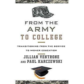 From the Army to College: Transitioning from the Service to Higher Education