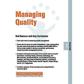 Gestion de la qualité (Exec Express)