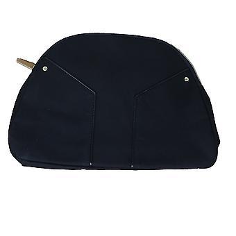 إيف سان لوران الحقيبة حقيبة مستحضرات التجميل ماكياج مجموعة كيس أسود كبير