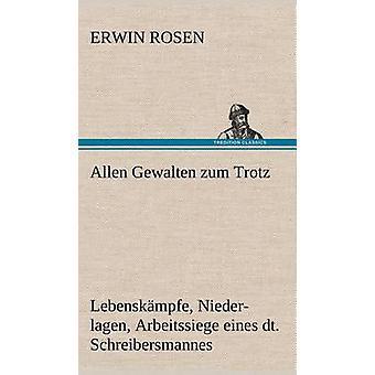 تروتز Zum جولتن الين قبل روزين & إروين