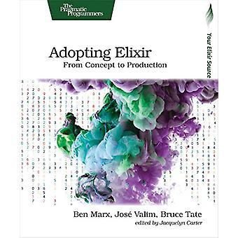 Adopting Elixir by Ben Marx - 9781680502527 Book