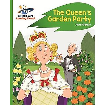 Reading Planet - The Queen's Garden Party - Green - Rocket Phonics - 9