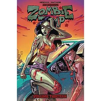 Zombie Tramp Volume 13 - Back to the Brothel by Dan Mendoza - 97816322