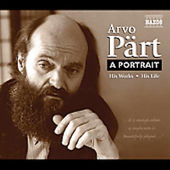 R. part - Arvo P Rt: Importazione A Portrait [CD] Stati Uniti d'America