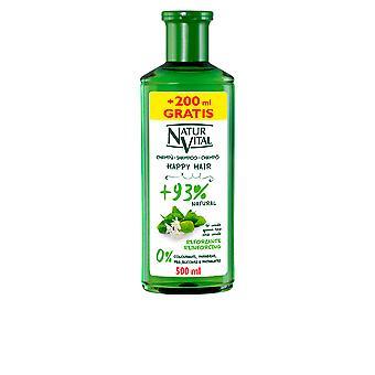Naturaleza Y Vida Happy Hair Hidratacion 0% champú 500 ml Unisex