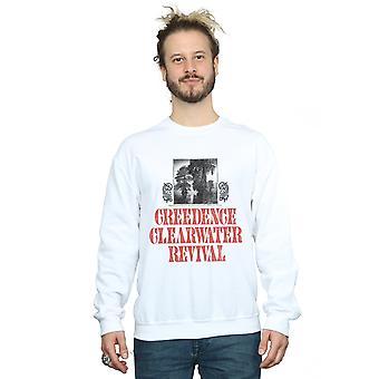 Creedence Clearwater Revival miesten Bayou kuva College pusero