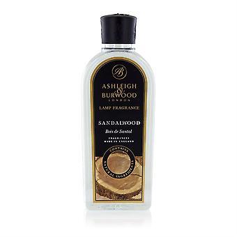 Ashleigh & Burwood 500ml Premium fragrância difusão de óleo da lâmpada de recarga garrafa de sândalo