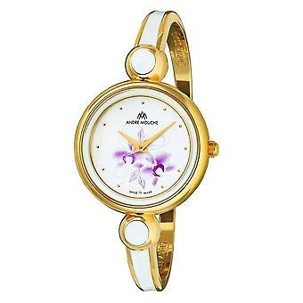 Andre Mouche - Wristwatch - Ladies - ARIA-FLOWER - 458-01221
