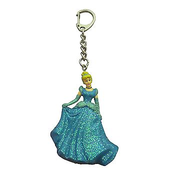 Key Chain - Disney - PVC Figural Princess Cinderella 24383