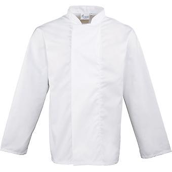 Premier-Coolmax® Långärmad chef ' s mens jacka