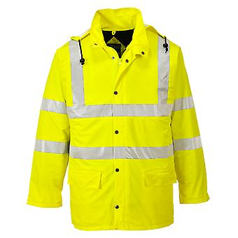 Portwest sealtex ultra lined hi vis jacket s490