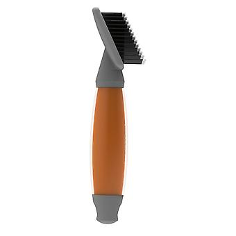 Wahl Gel Handle Nylon Slicker Brush