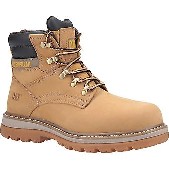 Caterpillar Mens Fairbanks Lace Up Safety Boot