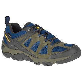Merrell Olive Mens Outmost Ventilator GTX Walking Shoe