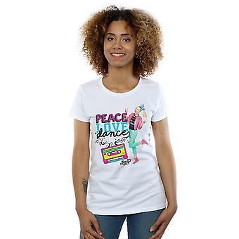 Jojo Siwa Women ' s Peace rakkaus tanssi T-paita