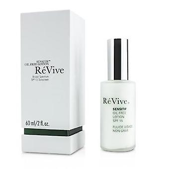 Revive Sensitif Oil Free Lotion Spf 15 - 60ml/2oz