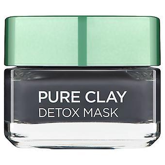 LOreal Pure Clay Detox Mask 50ml LOreal Pure Clay Detox Mask 50ml