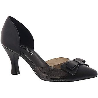 Bellini Womens Cupcake Leather Pointed Toe D-orsay Pumps