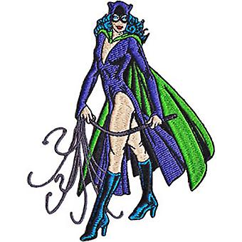 Patch - DC Comic - Batman - Catwoman standing Iron On Gifts Toys New p-dc-0045