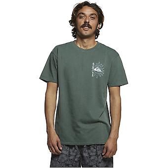 Quiksilver OG camiseta ceremonial de manga corta en garden Topiary