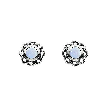 Kit Heath Heritage Heritage Mystic Birthstones June Twist Earrings 3234JUN024