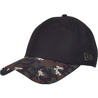 Neue Ära Mens Disney Camo 39THIRTY ausgestattet Baseball Mütze Hut - schwarz/Camo