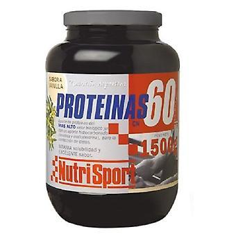 Nutrisport 60 Prot Vanilla