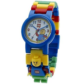 Lego Clock jongens Ref. 8020189