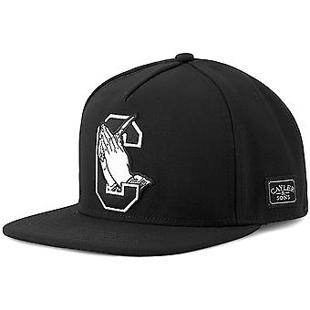 Cayler & sons Snapback Cap - Black ENEMIES
