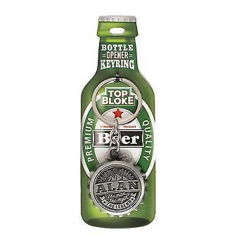 التاريخ وهيرالدي كرينغ -- ألان زجاجة فتاحة