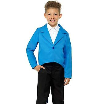 Tailcoat Child Blue