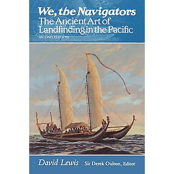 We the Navigators by Lewis & David