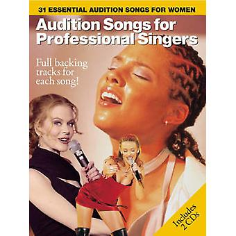 Audition Songs Professional Sing