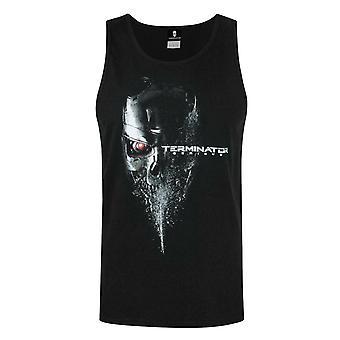 Terminator Genisys Logo Men's Vest