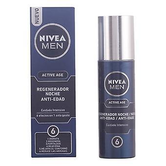 Anti-Aging Regenerative Cream Mænd Aktiv Alder Nivea